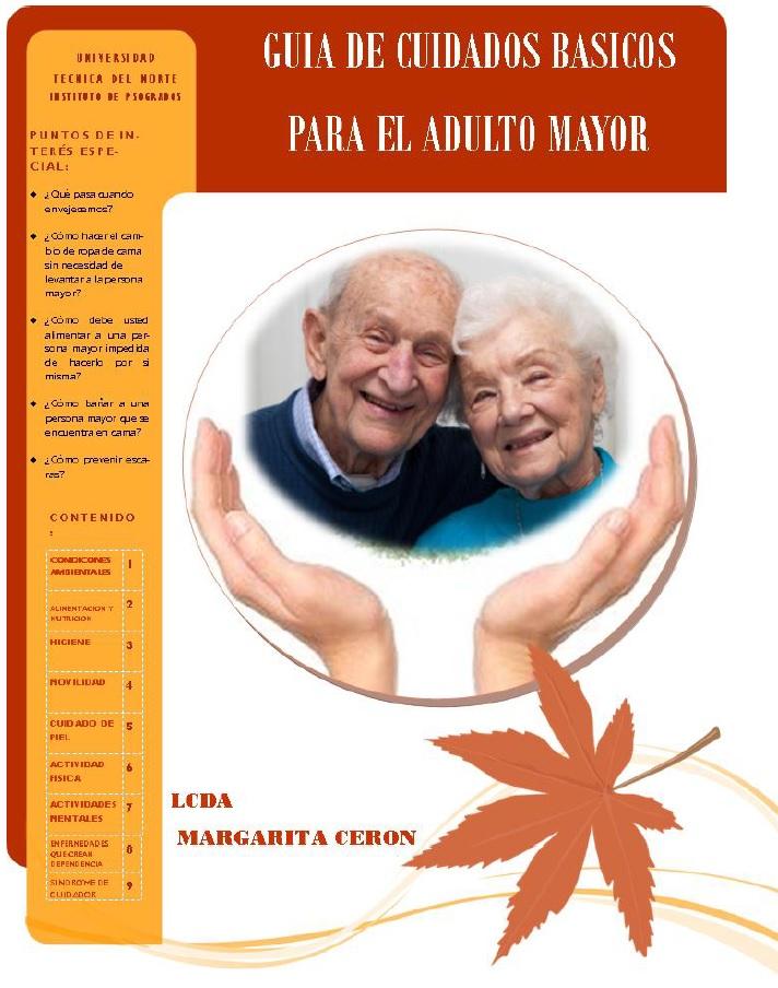 Repositorio digital universidad t cnica del norte modelo for Asilo de ancianos pdf